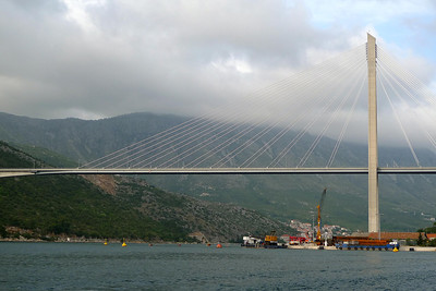 Boating back to Dubrovnik