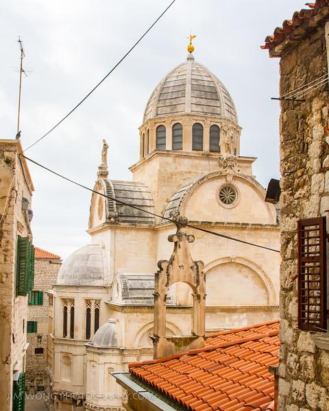Cathedral of St. James, Šibenik