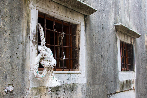 Bowline knot, Korčula