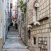 Alley, Korčula