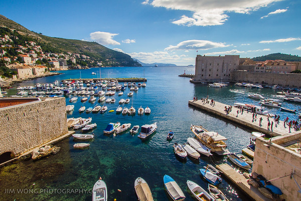 Harbor, Dubrovnik