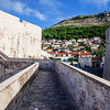 Dubrovnik's ancient city walls