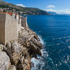 View of the Adriatic Sea, Dubrovnik