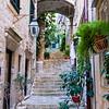 Alley, Dubrovnik