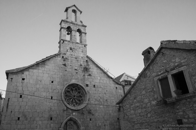 Old Church in Hvar