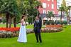 A wedding in Opatija, Croatia.