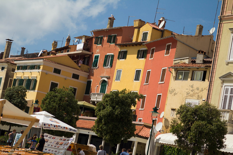 Colors of Rovinj