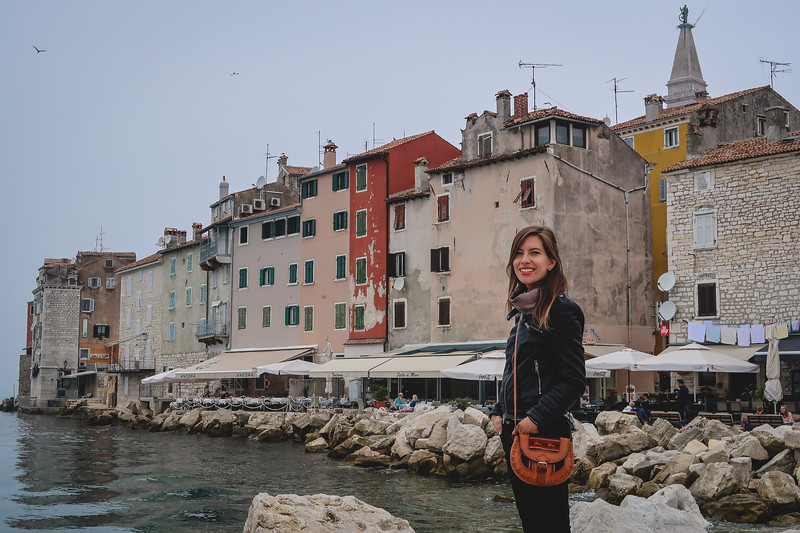 Our Day Trip to Rovinj: A Splash of Colour on an Autumn Day