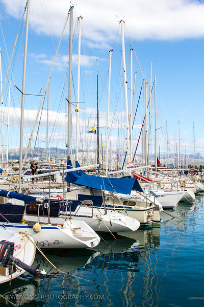 Sailboats, Split