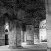 Pillars of Diocletian's Palace, Split