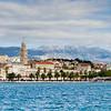 Promenade, Split
