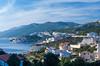 A small section of coastline belongs to Bosnia along the Adriatic Sea.