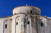 The church of St. Donat in Zadar, Croatia,
