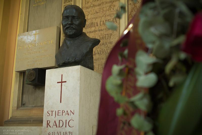 Stjepan Radic Memorial
