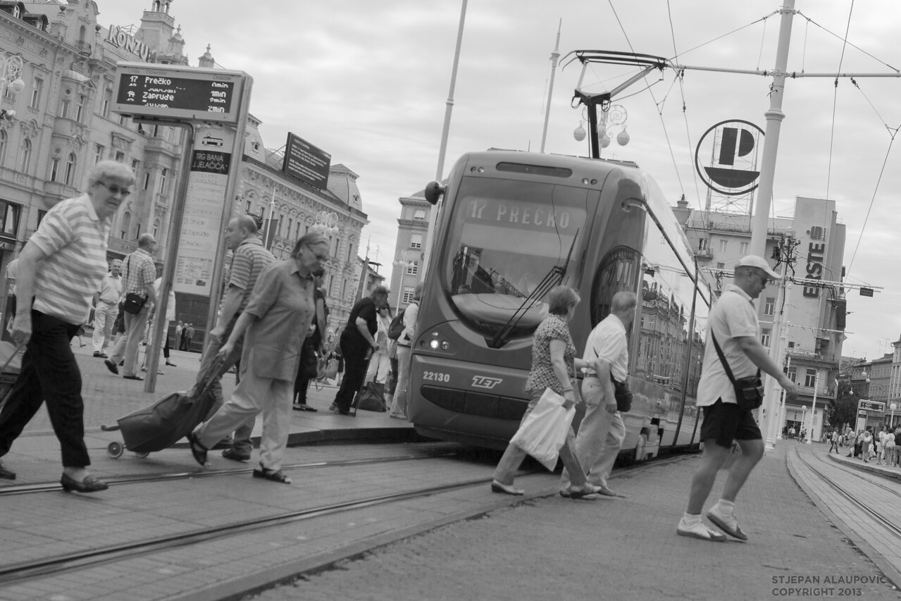 Public Transit Rush