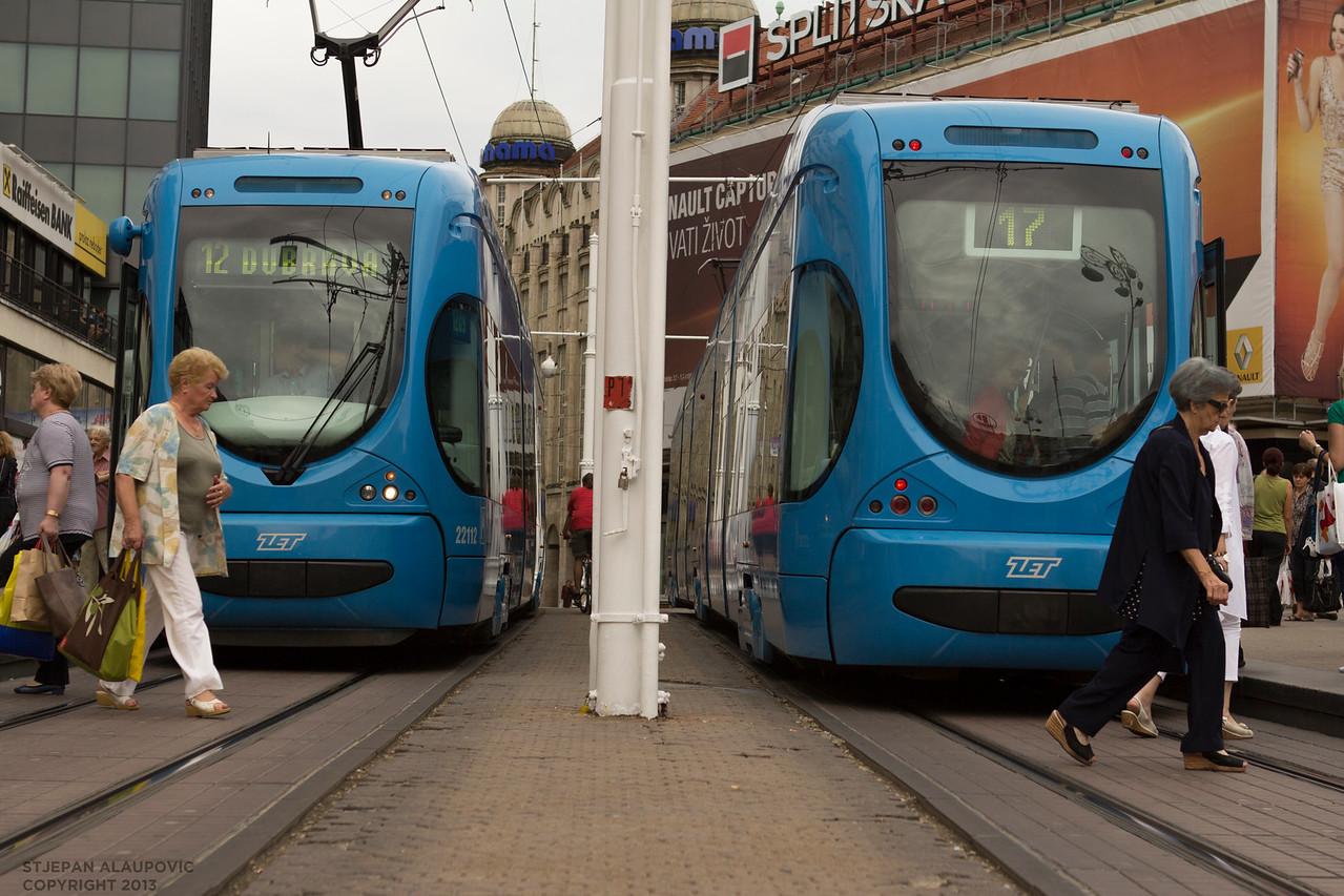 Zagreb Transit