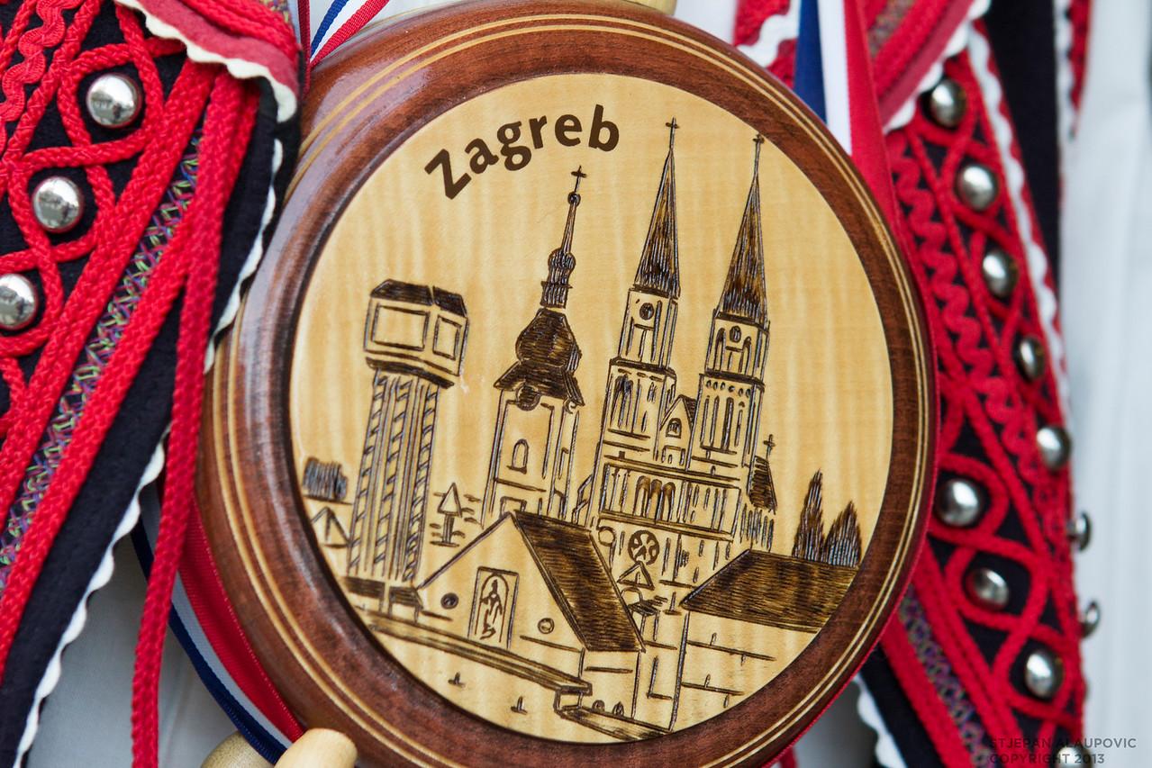 Zagreb Flask