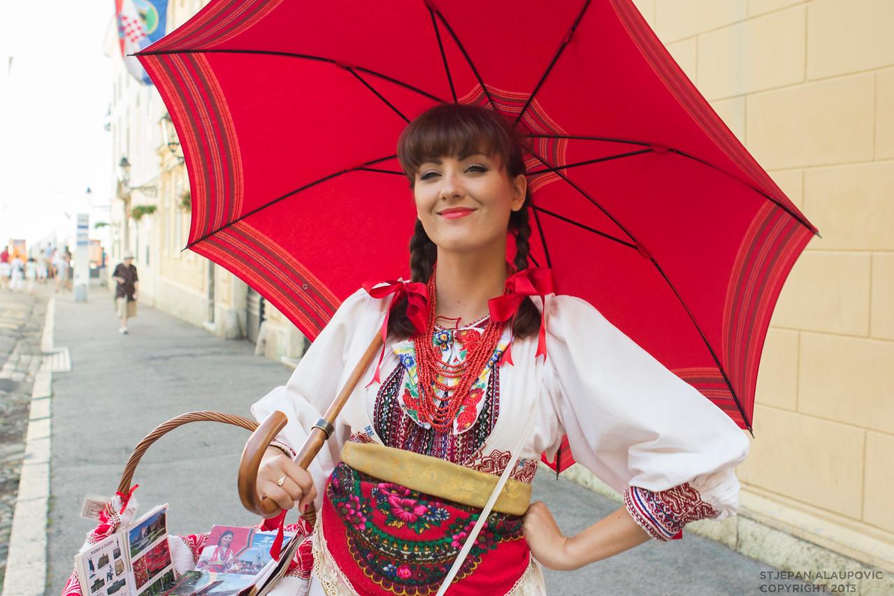 Zagreb Kumica (Croatian Folklore)