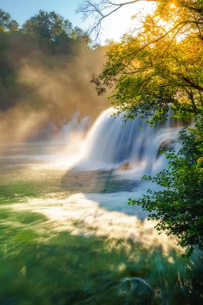Skradinski Buk waterfall