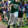 The 105th running of the Fitchburg Schools Relays were held at Crocker Field Thursday, May 16, 2019. Athletes from Fitchburg Public Schools run against one another (school vs. school, class vs. class). SENTINEL & ENTERPRISE/JOHN LOVE
