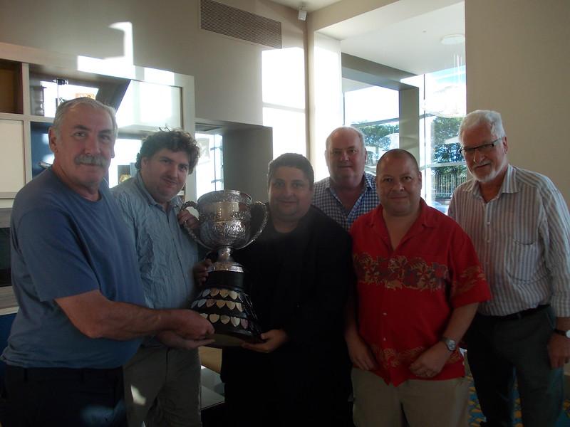 2015-16 Crockfords Cup winners