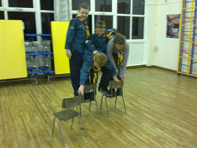 Scouts Troop Night - JANUARY 2011
