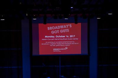 2017 Broadway's Got Guts 10 16 17