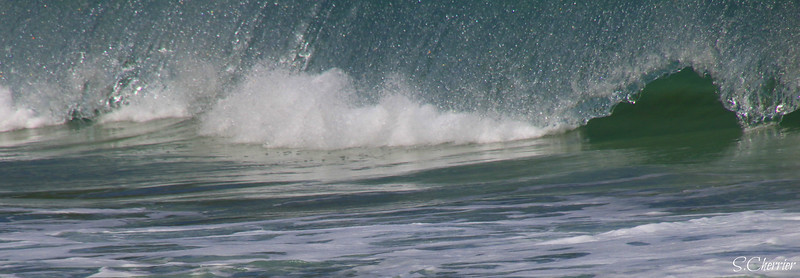 Ha'ena Beach Wave Series #2