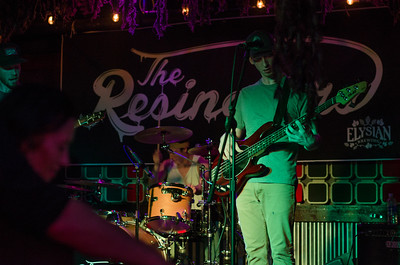 The Resinators @ HIFI 11/14/17