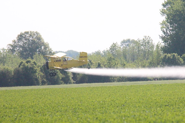 Crop Duster, Salem County, NJ 05-04-2017