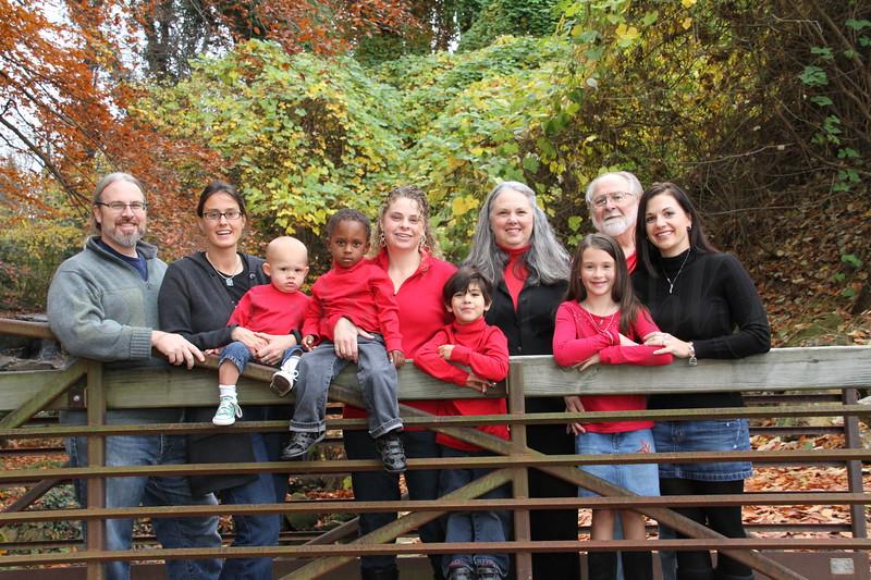 Crosby Family 002