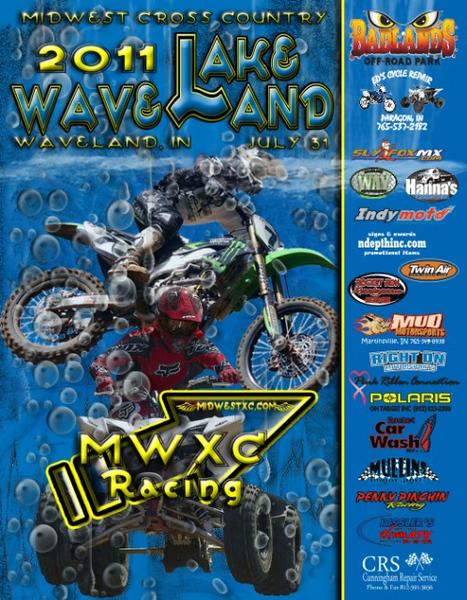 2011 Round #6 Lake Waveland