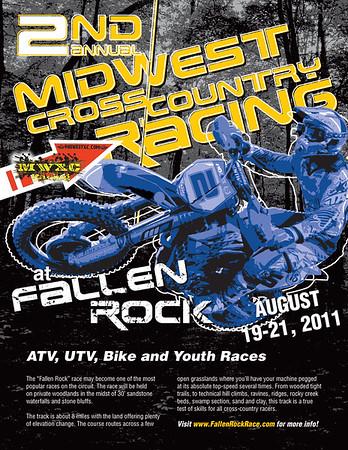 2011 Round #8 Fallen Rock
