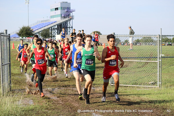 Burnet guys @ MF Invitational