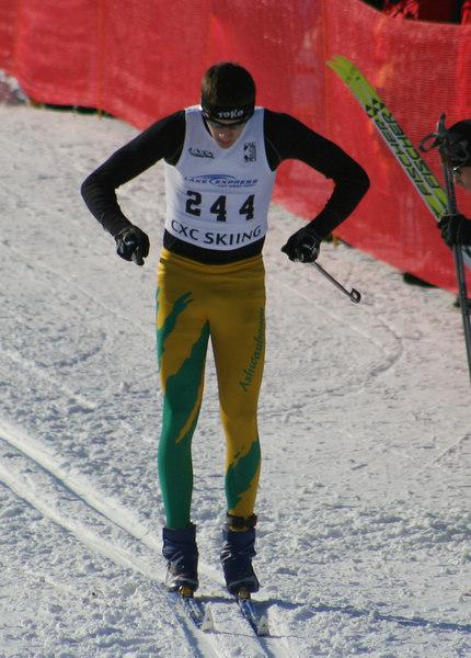 Ashwaubenon Nordic Ski Team