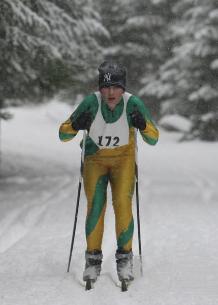 2008 Ashwaubenon Nordic Ski Team
