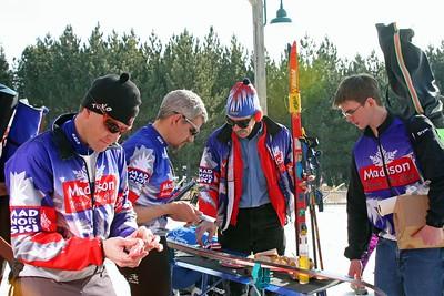 2005 Badger State Games 10k Classic Ski Race