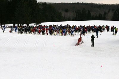 2005 North End Classic Ski Race at Telemark