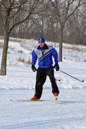 2005 Waukesha Nashotah Park Cross Country Ski Race