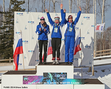 This country had a clean sweep of the medals for this age in the xc freestyle on 3/17.
