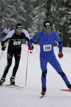 West Yellowstone Freestyle Race