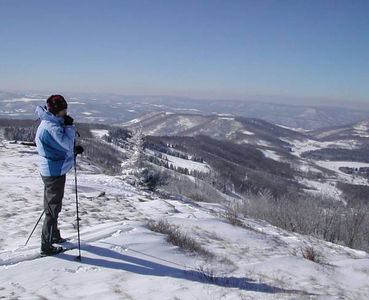 White Grass Ski Center - Davis, WV - 2003 & 2004 ski season