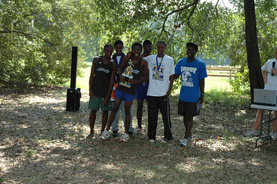 3rd overall Boys' team, Godby.