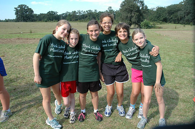 Cornerstone Learning Community Girls' team!
