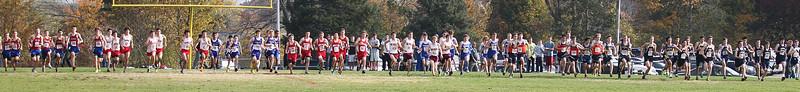 Varsity Boys 5km