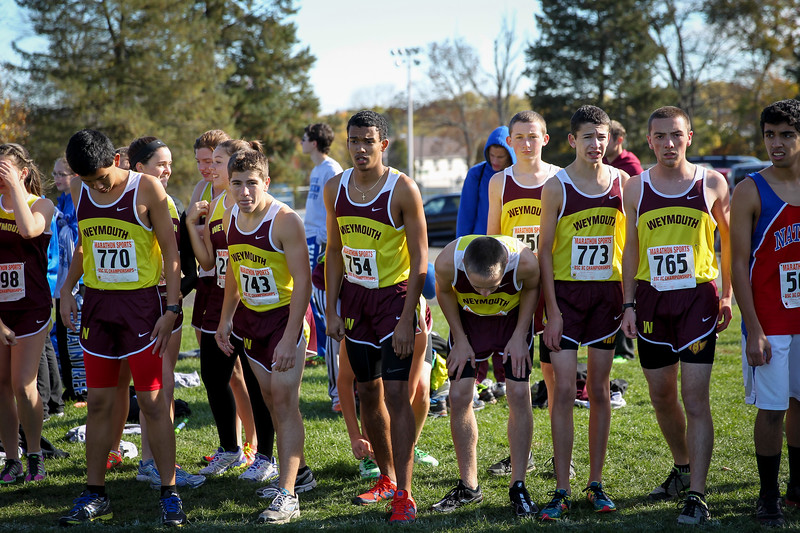2013 Bay State Cross Country Championships