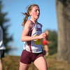 Lowell Sophomore Kaley Richards won the MIAA D1 State Open Cross Country Championship with a time of 16:54 over the 2.9mi course.