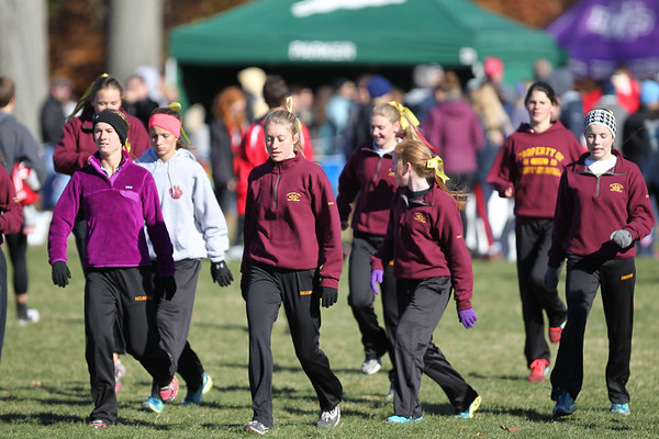 2014 MIAA State Open XC D1 Girls