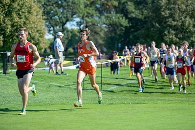 2015 - University of Minnesota hosts 30th annual Griak Cross Country race   -- Copyright Christopher Mitchell / SportShotPhoto.com