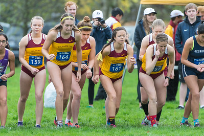 NCAA DIII West Region Cross Country Championships